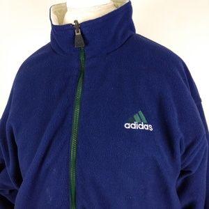 Adidas Vintage Unisex 90s Reversible Jacket Size M